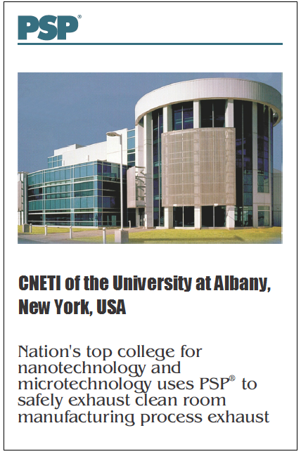 SUNY CNETI Fume Exhaust Duct Case Study