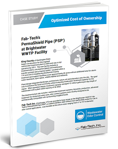 Access Fab-Tech's PSP vs FRP Duct Case Study by completing the request form.
