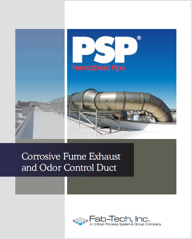 PSP Exhaust Duct General Info Guide Cover 2